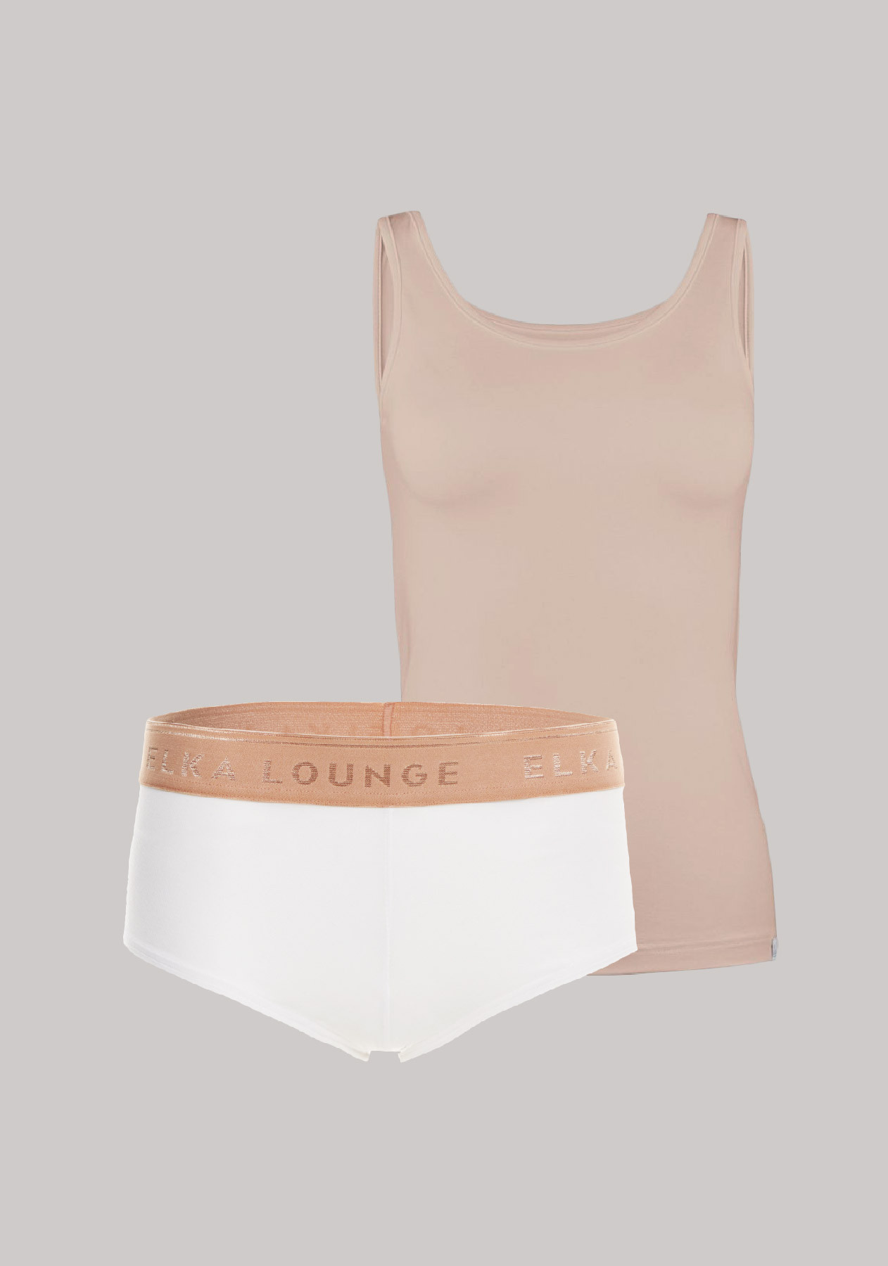 Women-Top-BackT, boxers-ELKA-Lounge-W00010,548