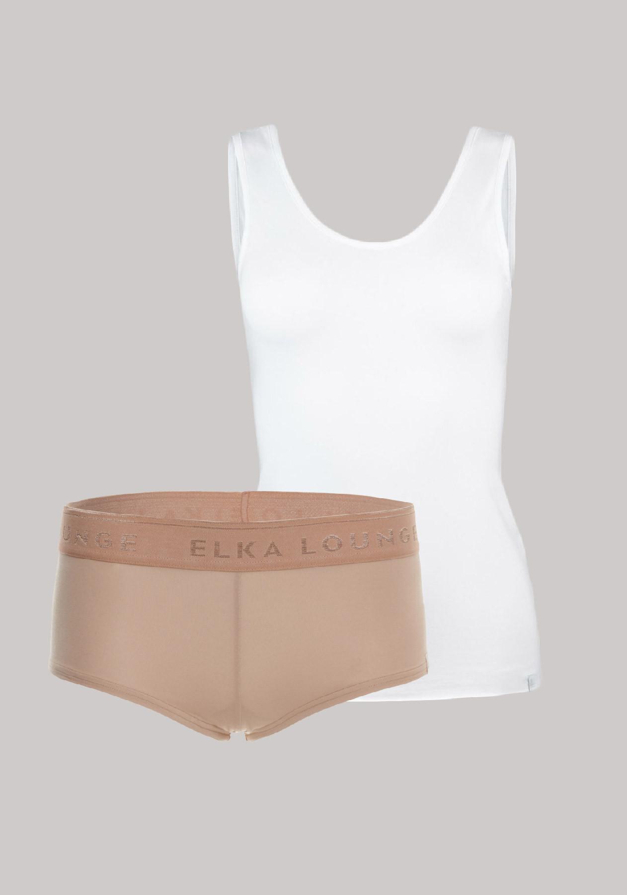 Women-Top-BackU, boxers-ELKA-Lounge-W00023,547