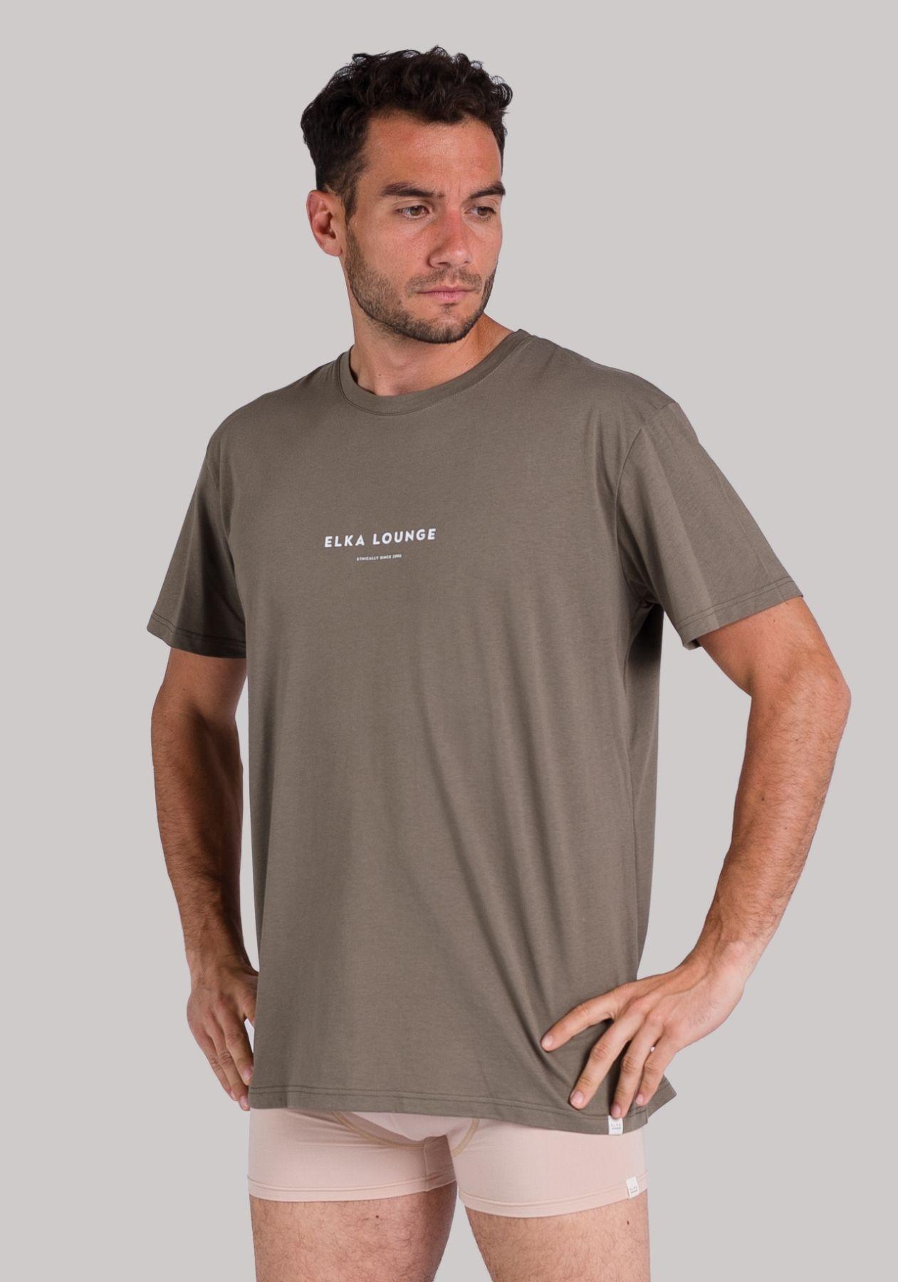 Men-T-shirt-ELKA-Lounge-M00546