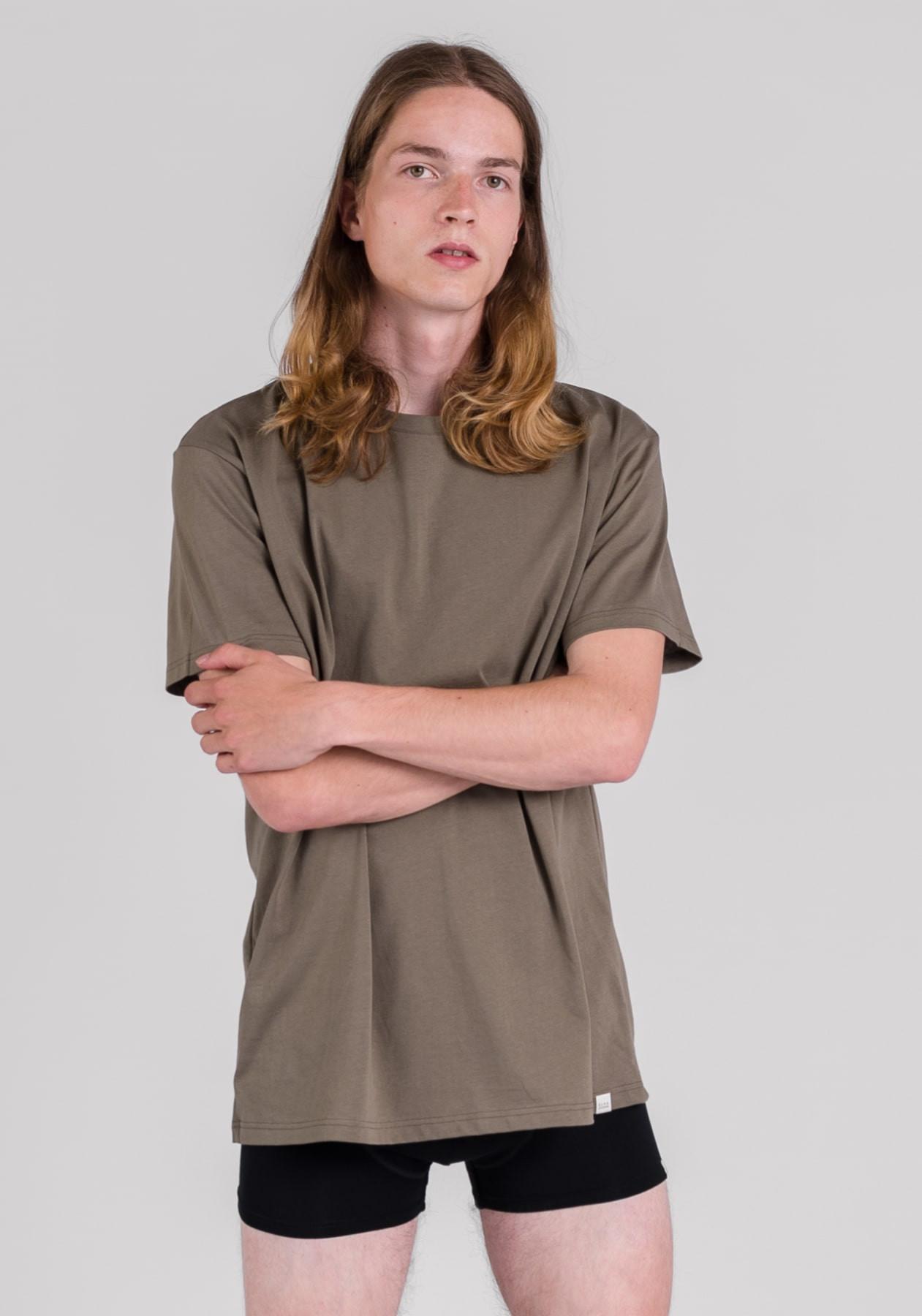 Men-T-shirt-ELKA-Lounge-M00543